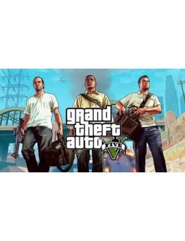 Grand Theft Auto 5 (Social Club)