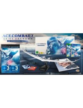 Ace Combat 7: Skies Unknown. Collector's Edition (с поддержкой PS VR) Русская Версия