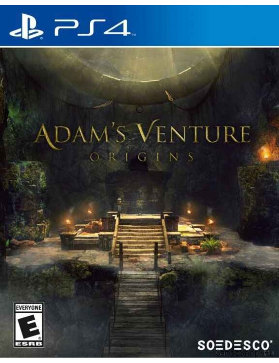Adam's Venture: Origins Русская Версия
