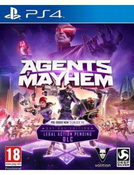 Agents of Mayhem Издание первого дня Русская Версия