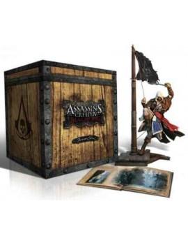 Assassin's Creed 4 (IV): Черный флаг (Black Flag) Коллекционное издание (Collector's Edition) Buccaneer Edition Русская Версия