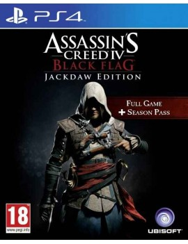 Assassin's Creed 4 (IV): Черный флаг (Black Flag) Jackdaw Edition Русская Версия