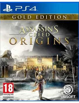 Assassin's Creed: Истоки (Origins) Gold Edition Русская версия