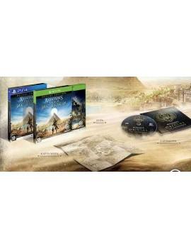 Assassin's Creed: Истоки (Origins) + Карта мира + Soundtrack