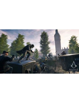 Assassin's Creed 6 (VI): Синдикат. Биг Бен (Syndicate. Big Ben) Русская Версия