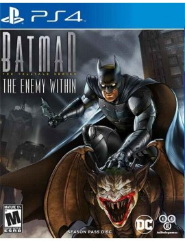 Batman: The Telltale Series The Enemy Within