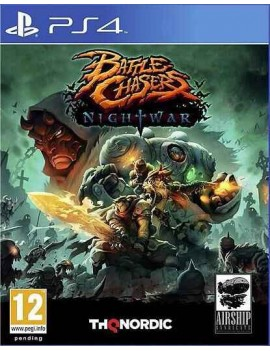 Battle Chasers: Night war Русская версия