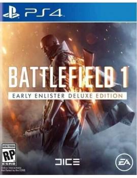 Battlefield 1 Издание Первого добровольца (Early Enlister Deluxe Edition) Русская Версия