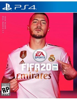 FIFA 20 PS4: Стандартное издание