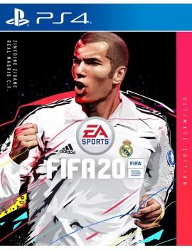 FIFA 20 PS4: FIFA 20 Ultimate Edition