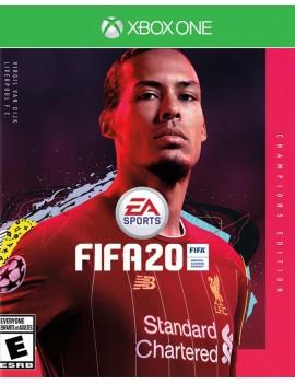 FIFA 20 XBOXONE: Издание Champions