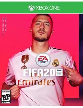 FIFA 20 XBOXONE: Стандартное издание