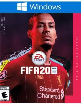 FIFA 20 ПК Origin: Издание Champions