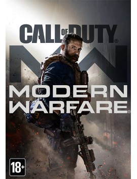 Предзаказ Call Of Duty: Modern Warfare стандартное издание для ПК
