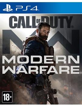 Предзаказ Call Of Duty: Modern Warfare стандартное издание для PS4