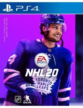 NHL 20 Стандартное издание PS4 Русская версия