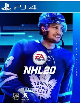 NHL 20 Deluxe издание PS4 Русская версия
