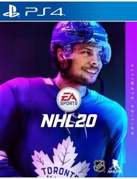 NHL 20 Ultimate издание PS4 Русская версия