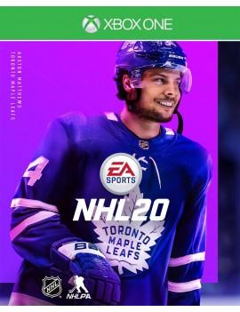 NHL 20 Стандартное издание XBOXONE Русская версия