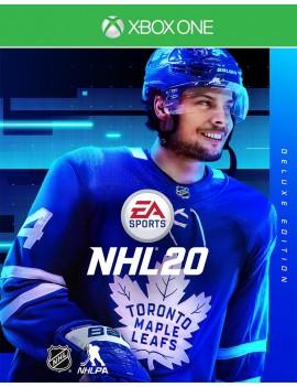 NHL 20 Deluxe издание XBOXONE Русская версия
