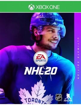 NHL 20 Ultimate издание XBOXONE Русская версия