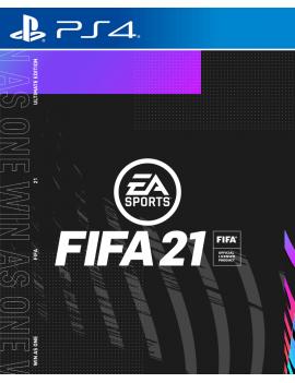 FIFA 21 PS4: Издание Ultimate