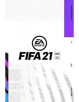 FIFA 21 XBOX ONE | XBOX X : Стандартное издание