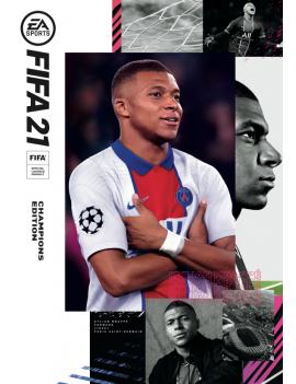 FIFA 21 XBOX ONE | XBOX X : Издание Champions