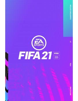 FIFA 21 ПК Origin: Издание Champions